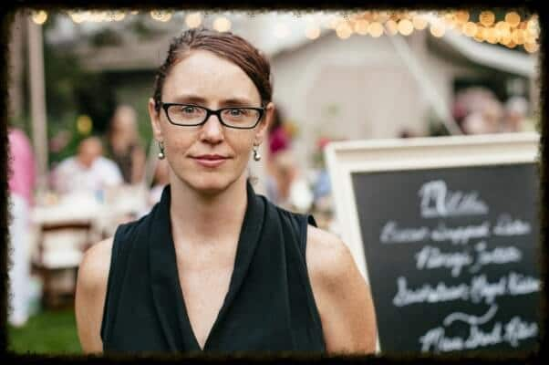 Zana Murray Edmonton based chef and caterer