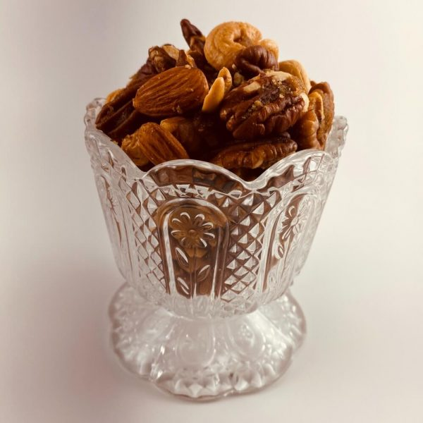 Mixed Nuts Homemade