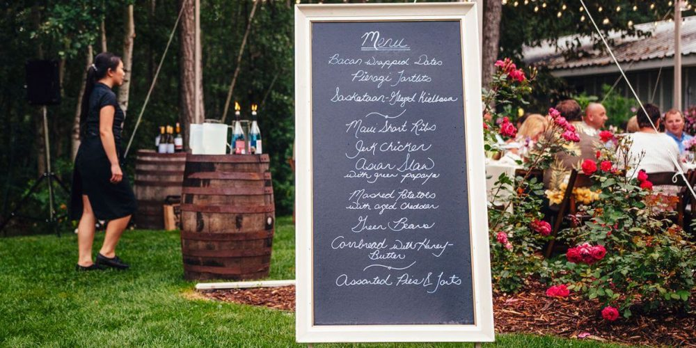 Lunch Menu from Stir Catering (Sandwiches)